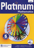 Platinum Mathematics Gr 5 Learner's Book