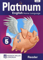 Platinum English Home Language Reader