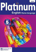 Platinum English Home Language Learner Book